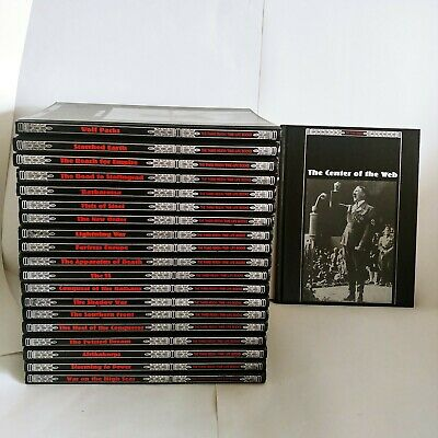 The THIRD REICH Time-Life (20 Volumes), Hardcover Book Set WWII Nazi Germany,  • 119.84£