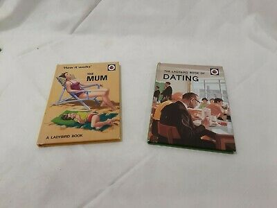 Ladybird Books For Grown Ups - The Mum & Dating • 1.50£