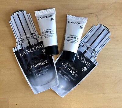 Lancome Genifique Youth Activating Concentrate 12ml (5ml X2 / 1ml X2) • 6.99£