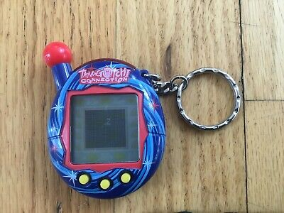 $ CDN46.72 • Buy Tamagotchi Connection Vintage Bandai Blue & Red Toy Tested W/Battery 2004