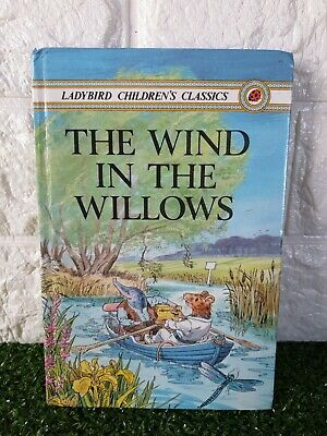 The Wind In The Willows 1st Edition Hardback Ladybird Children's Classics 740 • 7.99£