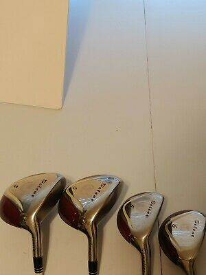 AU103.29 • Buy Selene Square Two 3 Wood,5 Wood,5&6 Hybrid. Graphite Shaft. RH Ladies Golf Clubs