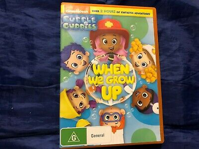 £6.48 • Buy Bubble Guppies When We Grow Up - DVD - Region 4 - Free Postage