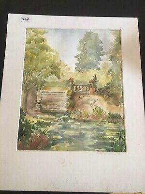 $ CDN8.82 • Buy Watercolour Painting Unframed Esther Gladwell