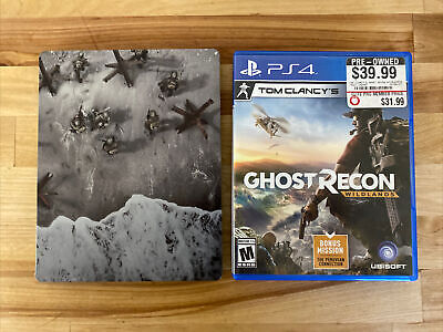 AU35.77 • Buy Call Of Duty WW2 (WWII) PS4 Pro Edition + TC Ghost Recon Bundle! FREE SHIPPING!