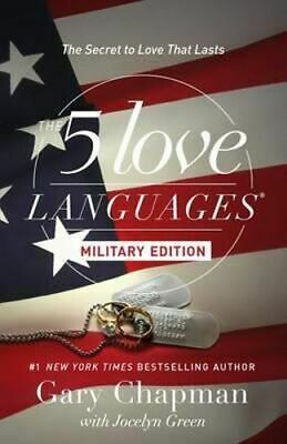 AU26.75 • Buy NEW The 5 Love Languages Military Edition By Gary D Chapman Paperback