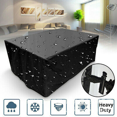 AU18.92 • Buy Outdoor Furniture Cover UV Waterproof Garden Patio Table Chair Shelter Protector