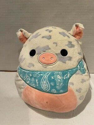$ CDN31.70 • Buy 8   Kellytoy Squishmallows Roise The Pig  Soft Doll  Plush Toy