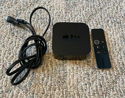 AU112.22 • Buy Mint Condition! Apple TV 4K HDR 32gb MQD22LL/A