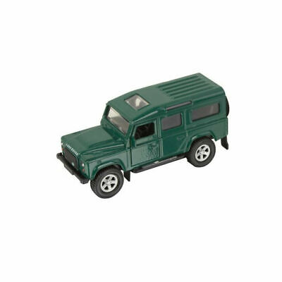 Teamsters Land Rover Diecast 4x4 Defender Green Kids Metal Toy Farm Vehicle Gift • 12.95£