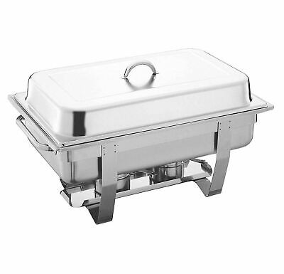 £37.95 • Buy  13.5L Chafing Dish Single Stainless Steel - Buffet/Banquet Food Warmer
