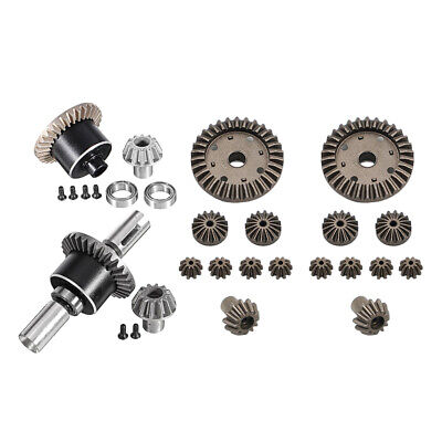 $ CDN19.88 • Buy Wltoys 12428 12429 RC Car Upgrade Metal Parts Differential Fit For Feiyue