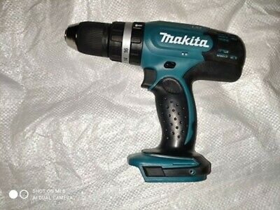 Brand New Makita Dhp453 18v Lxt Combo Cordless Hammer Drill Bare Body Unit Only. • 27.30£