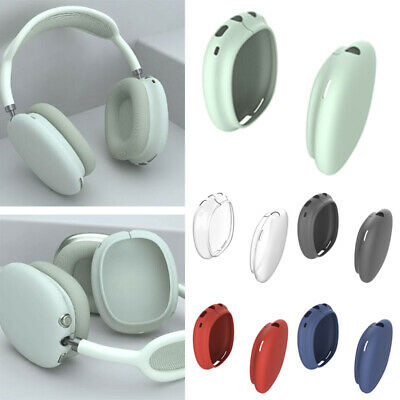 $ CDN5.80 • Buy For AirPods Max Bluetooth Headset Headphone Case Wireless Silicone Cover UK