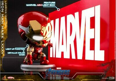 $ CDN112.67 • Buy Hot Toys PLIG005N Marvel Logo Mini Light Box