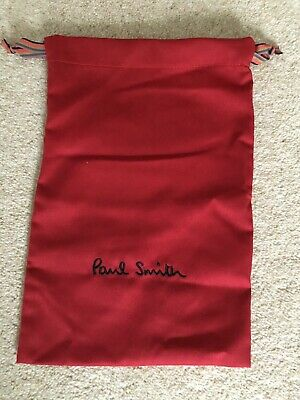 Paul Smith Cotton Draw String Bag (Small) - Sale! • 3£
