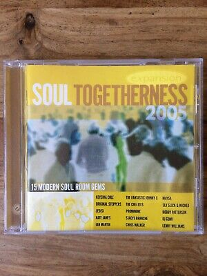 Soul Togetherness 2005 - Various Artists (CD 2005) Expansion Records • 9£