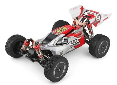 $ CDN163.12 • Buy WLtoys Racing RC Car 60 Km/h 144001 2.4G Competition Metal Chassis 4wd Electric