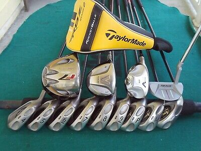 AU561.88 • Buy Taylormade Tommy Armour Irons Driver Wood Hybrid Mens Complete Golf Club Set LH*