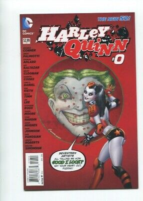 $ CDN3.78 • Buy Harley Quinn #0 - New 52 - Harder To Find 2nd Printing