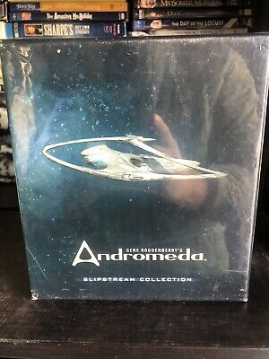 Gene Roddenberry's Andromeda Slipstream Collection Complete Series 50 Disc Set • 130.25£