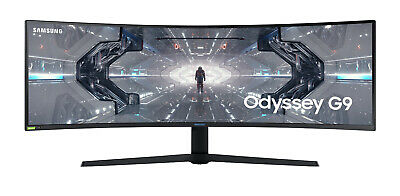 AU2209.14 • Buy SAMSUNG 49-inch Odyssey G9 Gaming Monitor QHD 240hz, Curved BRAND NEW NEVER USED