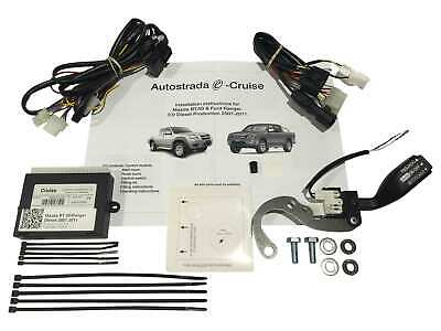 £360.46 • Buy Cruise Control Kit Plug & Play Suitable For Ford Ranger 2.5L 3.0L Turbo Diesel