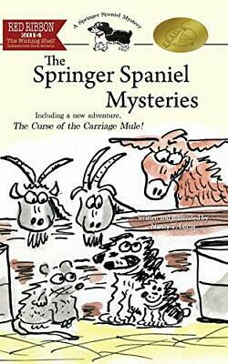 £6.49 • Buy The Springer Spaniel Mysteries: The Complete Series By Lucas, Nancy T. Book The