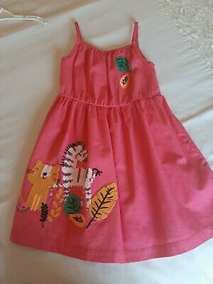 Bluezoo Girls Summer Dress Age 2-3 Years • 3£