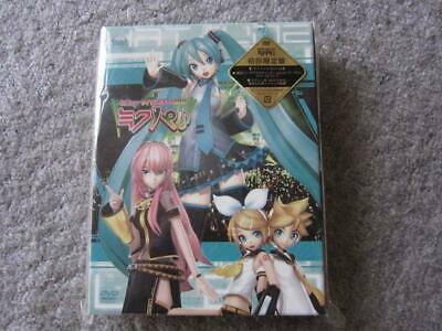 $ CDN79.57 • Buy Hatsune Miku Live Party 2011 First Limited Edition Dvd