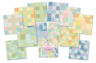 £5.90 • Buy LC Designs - Paper Stack - Quirky Quilts