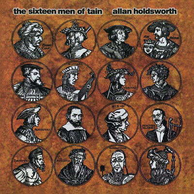 £11.86 • Buy Allan Holdsworth : The Sixteen Men Of Tain CD (2018) FREE Shipping, Save £s