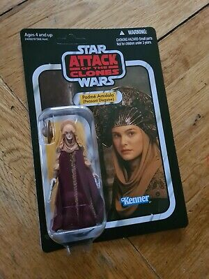 $ CDN20.25 • Buy Star Wars Vintage Collection. VC33. Unpunched. Padme Amidala. Rare.