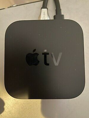 AU191.04 • Buy Apple TV 32GB 4K HD Media Streamer - Black (MQD22LL/A)