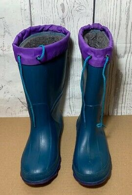 LaCrosse Mens Insulated Rubber Boots Size 5. • 18.08£