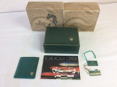 $ CDN818.17 • Buy Vintage Rolex 6924/0 Oyster Perpetual DateJust 1981 Watch Box+Booklet + Etc