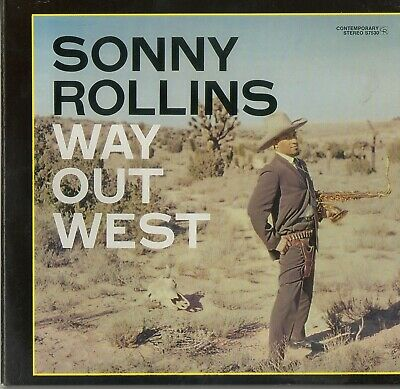 Sonny Rollins Way Out  West With Ray Brown And Shelly Manne. Running Time 1 Hour • 0.99£
