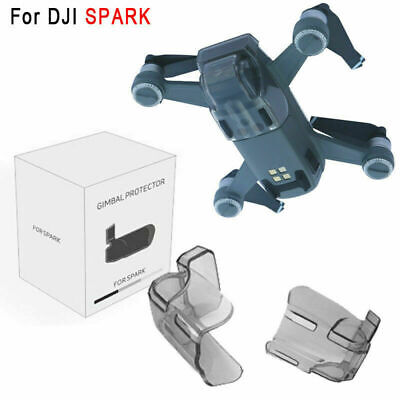 AU4.38 • Buy Camera Lens Guard Protector Case Gimbal Transparent Cover For DJI Spark Drone