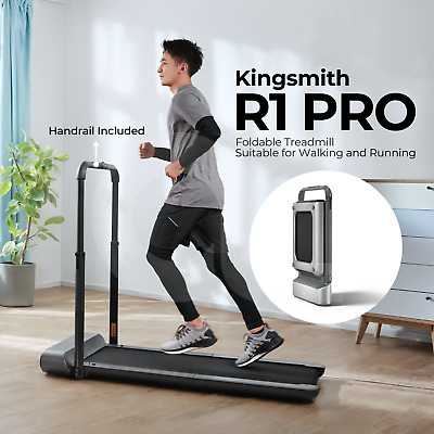 AU763.53 • Buy Kingsmith R1 Pro Home Office Foldable Treadmill Walking Pad Gym Fitness Exercise