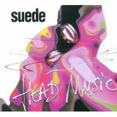 Head Music - Suede (20th Anniversary  Box Set With DVD) [CD] • 24.28£