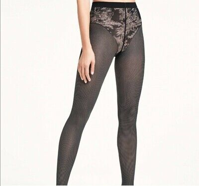 Womens Tights   Kirsten  Wolford Medium Two Tone Look Tights Bnib.  • 9.99£