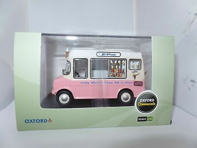 £16.80 • Buy Oxford CF001 43Cf001 1/43 O Scale Bedford CF Whitby Ice Cream Mr Whippy