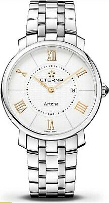 Eterna Artena Women's Quartz Watch Analogue Swiss Made  • 215£