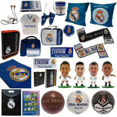 £8.71 • Buy Real Madrid CF Multi Listing Official Merchandise Ideal BIRTHDAY CHRISTMAS GIFT