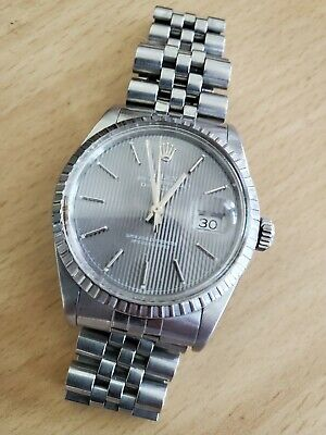 $ CDN2930.70 • Buy Rolex Datejust 16030 Rare Dial