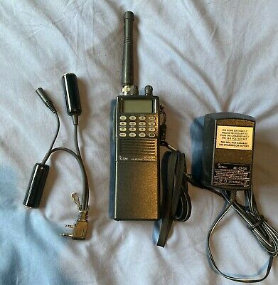 ICOM IC-A22E Airband Portable With New Battery • 55£