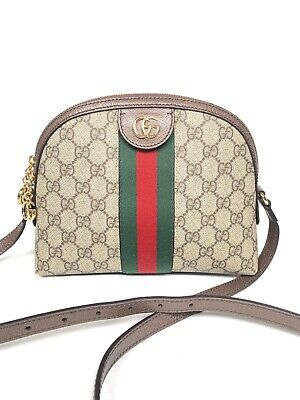 AU1380 • Buy Gucci - Ophidia Gg Shoulder Bag In Gg Supreme