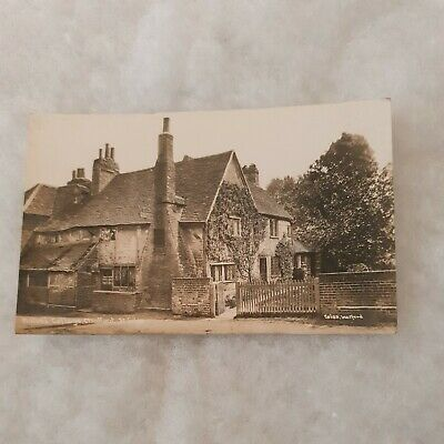 £2 • Buy Miltons Cottage - Chalfont St Giles- Postcard - Unposted