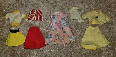$ CDN9.66 • Buy Lot Of Vintage Fashion Doll Clothes Fits Barbie Doll