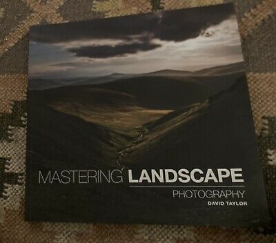 Mastering Landscape Photography, Paperback By Taylor, David, Like New Used, F... • 14.99£